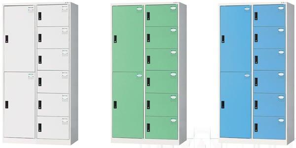 HDF-2526 置物櫃.衣櫃(2大門6小門)