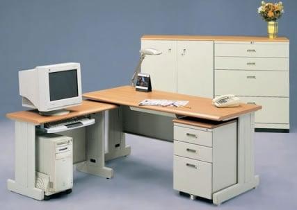 hu木紋辦公桌