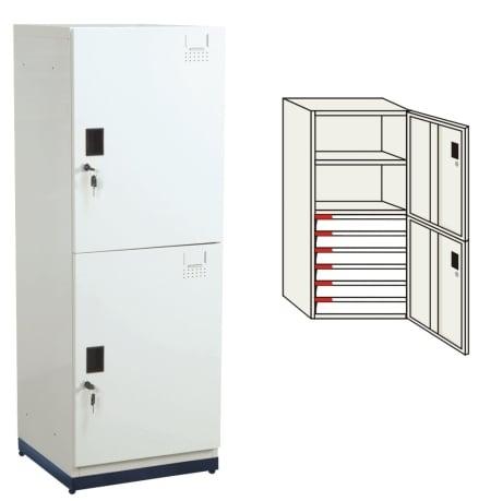 KD-123-112P 多用途鋼製組合式置物櫃