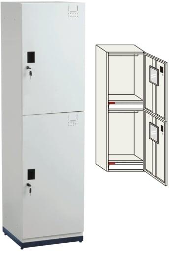 KD-180-202 多用途鋼製組合式置物櫃