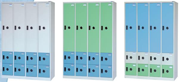 KS-5808 置物櫃.衣櫃(4大門8小門)