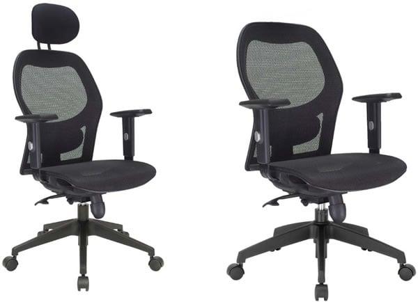 AX02SG 網背辦公椅