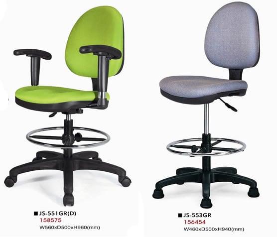 JS-551GR 實驗椅
