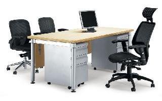 OT-1607W 美耐板主管桌