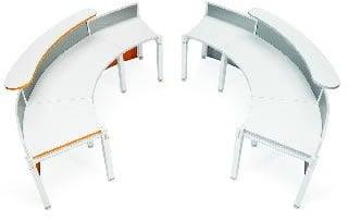 RT弧形櫃台